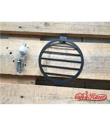 Headlight grill