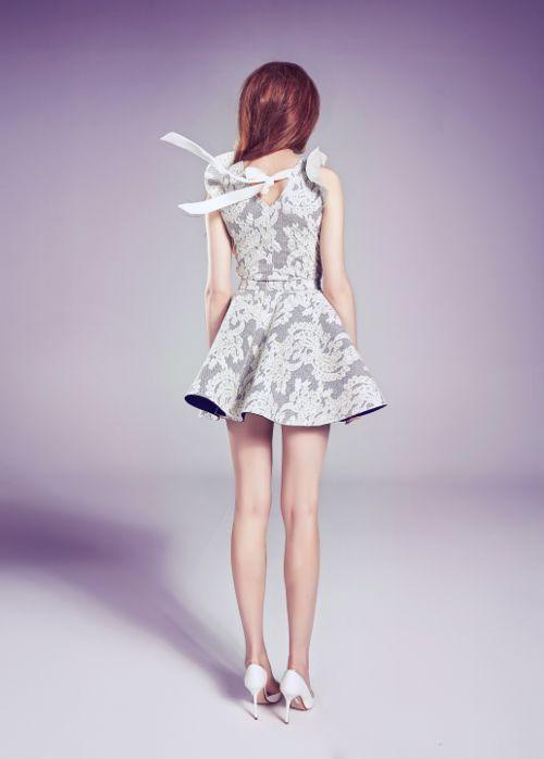 Luna Blouse / Flora Skirt