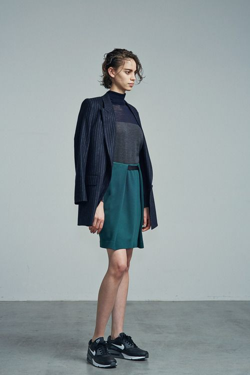 [No.1/25] JOHN LAWRENCE SULLIVAN 2014~15秋冬コレクション | Fashionsnap.com