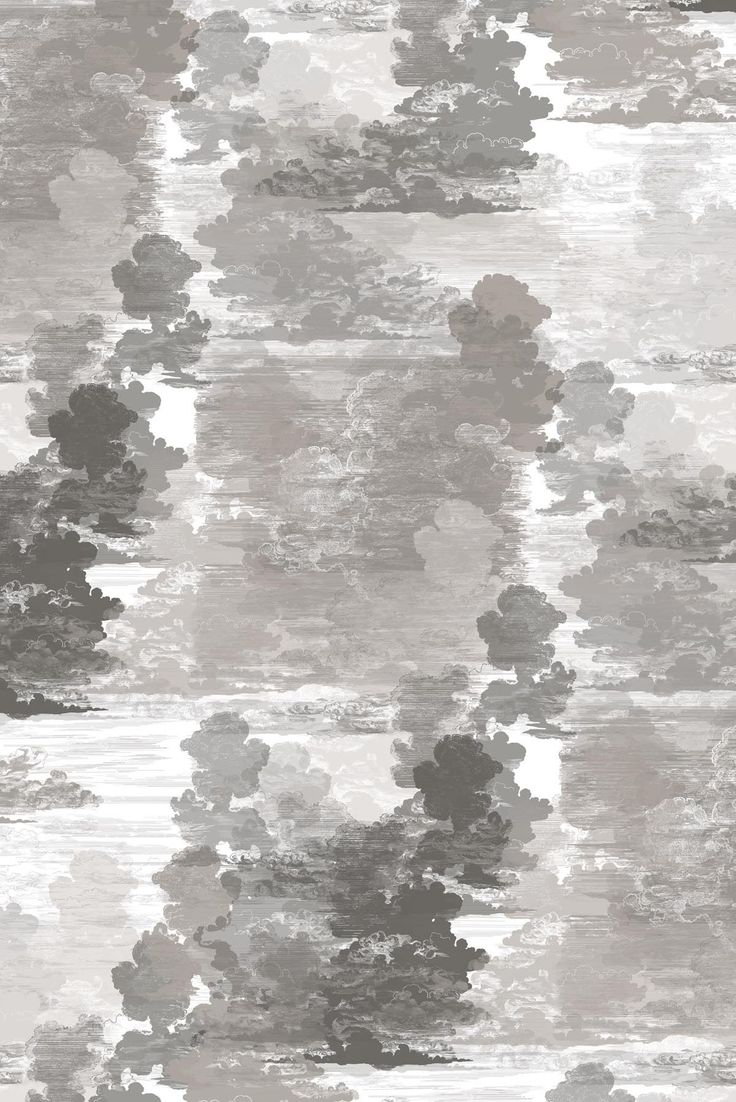Timorous Beasties Wallcoverings - Cloud Toile