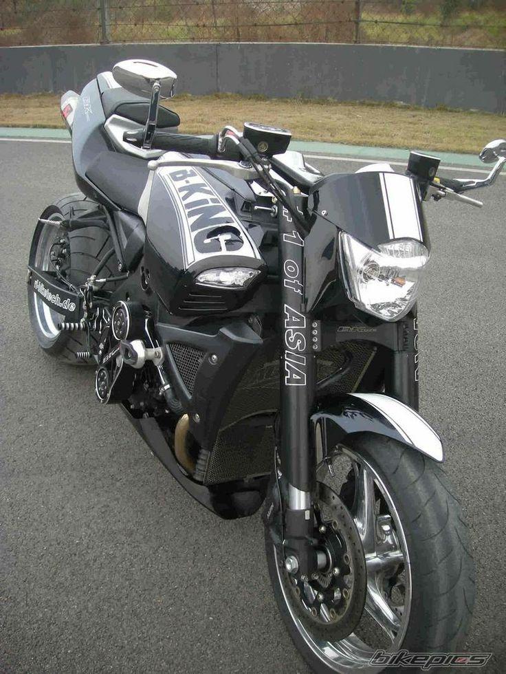 Suzuki B KING Black x All For Desktop
