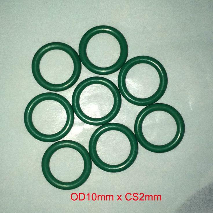 OD10mm x CS 2mm viton fkm rubber o ring oring o-ring seal
