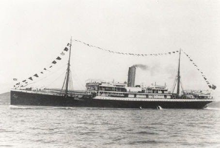 SS Mendi - South African lives lost 100 years ago
