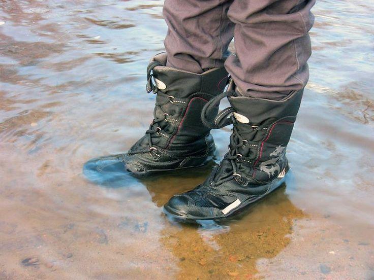Подростковые непромокаемая обувь
