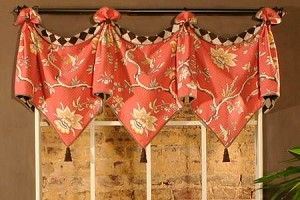 Free Valance Curtain Patterns | Emily Curtain Valance Sewing Pattern