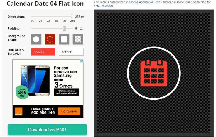 Free Flat Icons es una aplicación web para crear iconos online fácilmente. Únicamente debes personalizar alguna de las más de 2500 plantillas disponibles.