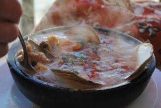Koken met gerrit (van WECKENonline): Heerlijke Chileense vissoep