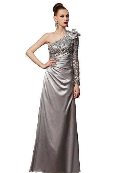 33 best Ivory Evening Dresses images on Pinterest | Prom dresses ...