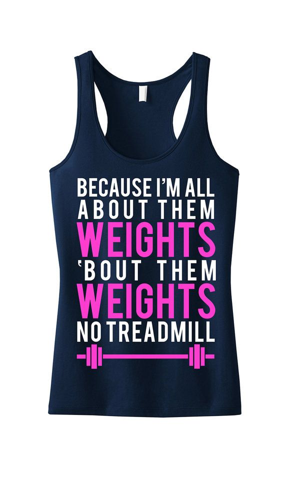 All About Them WEIGHTS #Workout #Tank Top by #NobullWomanApparel, for only $24.99! Click here to buy https://www.etsy.com/listing/210541942/all-about-them-weights-workout-tank-top?ref=shop_home_active_12