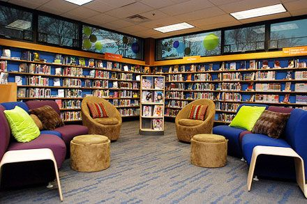 Library For Teens The A 63