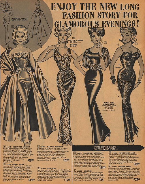 Fall 1963 Frederick's of Hollywood catalog