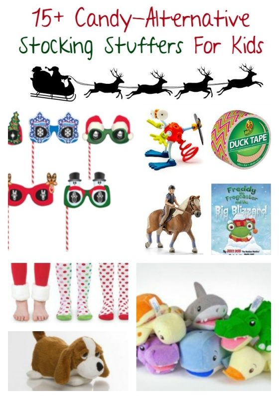 15 Christmas Stocking Stuffer Ideas For Kids That Are Not