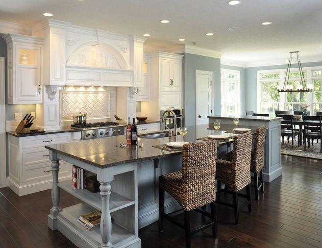 ... Kitchens on Pinterest Quartz kitchen countertops, Photo and video