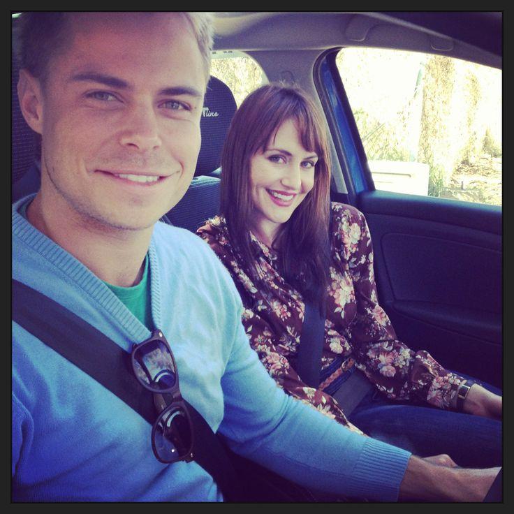Bobby en Rolanda in die nuwe Renault Megane (2013)