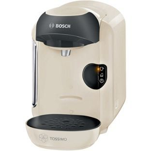 Buy Tassimo by Bosch Vivy Pod Coffee Machine - Cream at Argos.co.uk - Your Online Shop for Coffee machines.