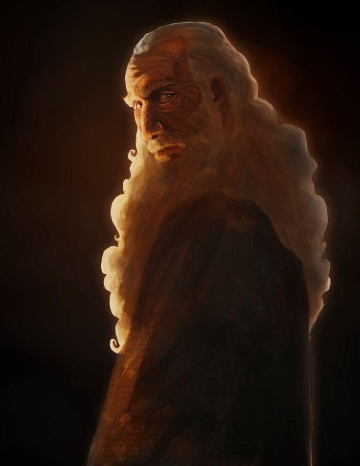Ars Magica: Bonisagus to the light by PabloMoreno.deviantart.com on @DeviantArt