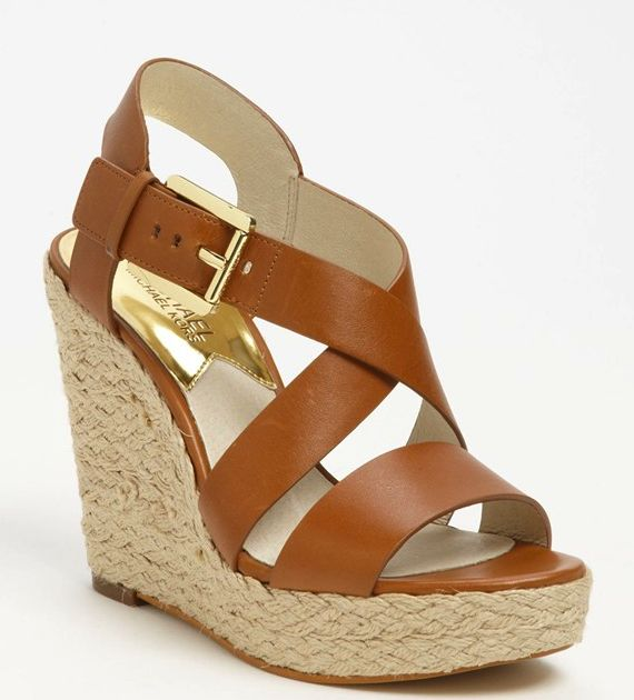 293a16759726c Michael Michael Kors wedges - wedges on redsoledmomma.com
