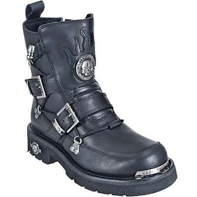 > Men's Work Boots > Motorcycle Boots > Harley Davidson Boots: Men ...