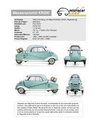 Bilderesultat for messerschmitt car