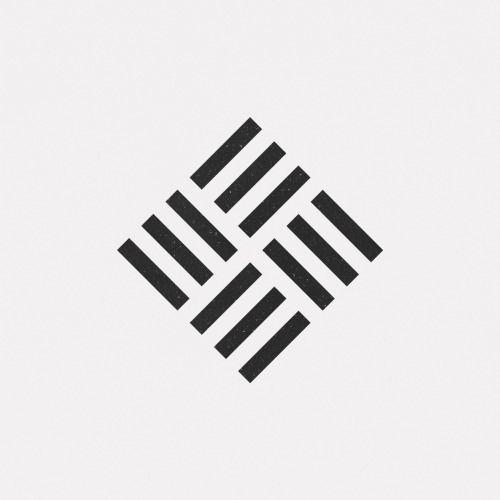 dailyminimal:  #SE16-617   A new geometric design every day
