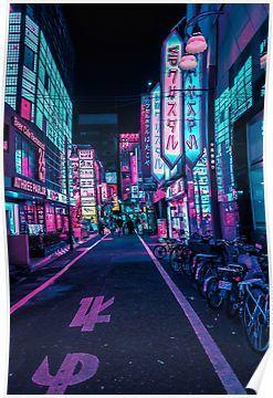 Tokyo – A Neon Wonderland | Poster