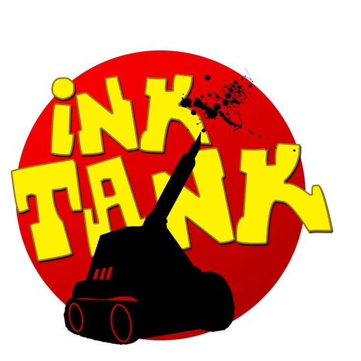 Ink Tank logo design