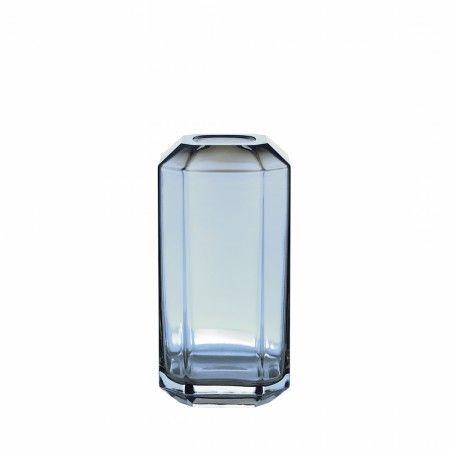 Louise Roe Jewel Vase blue small