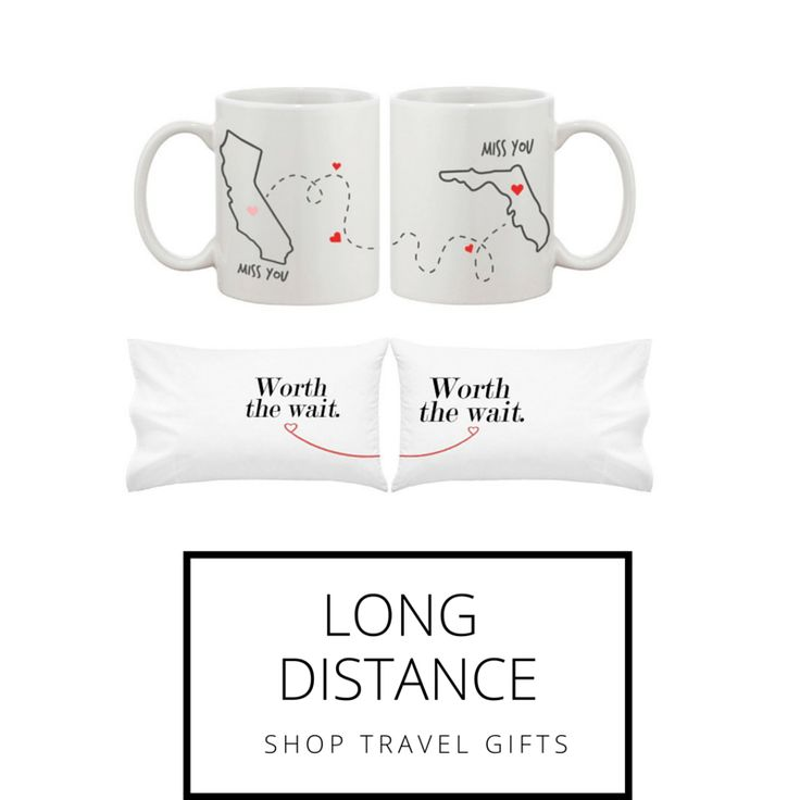 Travel Store - Gifts for Travelers in Long-Distance Relationship and Best Friends
