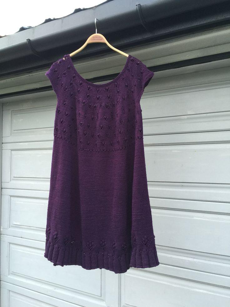 Min sommerkjole. My summer dress.