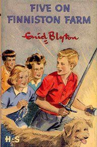 The Famous Five series ~ Enid Blyton ~ Books that have remained popular to this day.