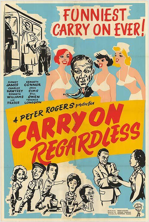 Carry On Regardless 1961