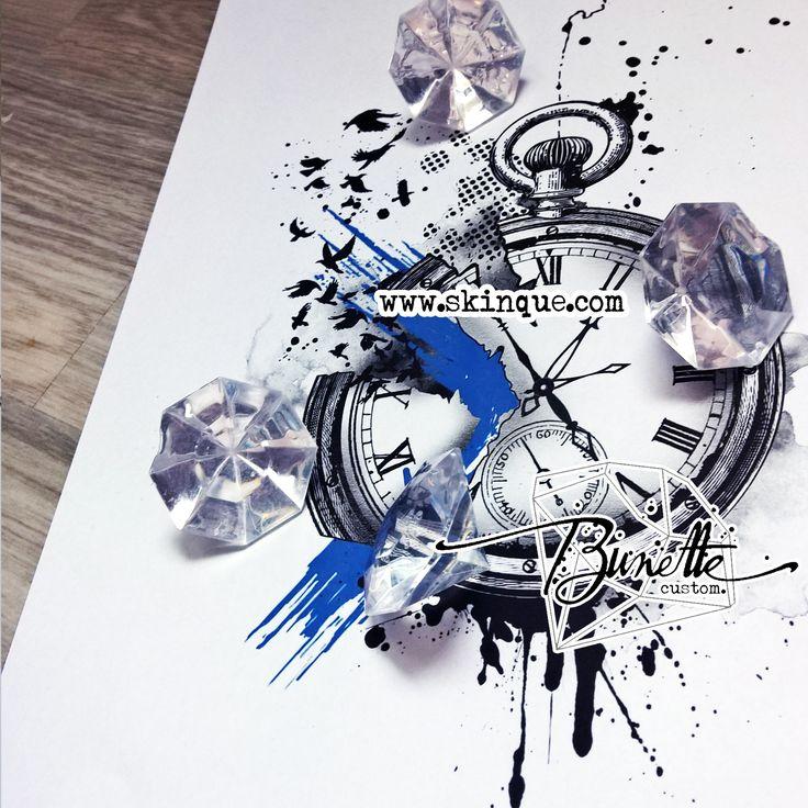 Hourglass tattoo trash  177 best TRASH POLKA images on Pinterest   Trash polka tattoo ...