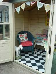 shabby chic summer house - Google Search