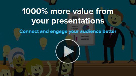 Prezentt - Presentaties laden en delen, interactie met deelnemers en beantwoorden van vragen. 4 presentaties gratis per jaar.