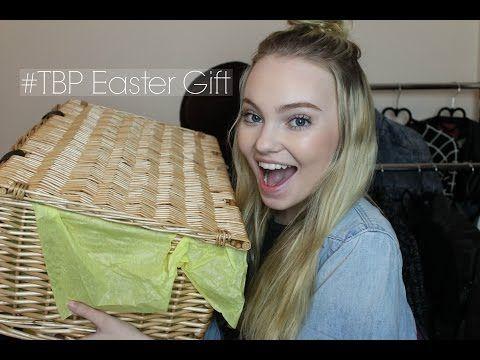 Tbpgiftbox 50 pinterest huge surprise unboxing tbp easter gift box youtube negle Gallery