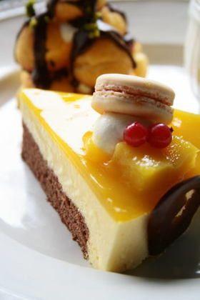 マンゴームースケーキ Mango Nousse Cake high reviews