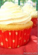 Βουτυρόκρεμα για cupcake