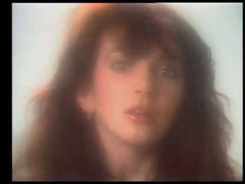 Kate Bush - The Man with the Child in His Eyes.  I love YouTube so much, it's the best thing about the internet.  This is a sweet song that reminds me of my youth.