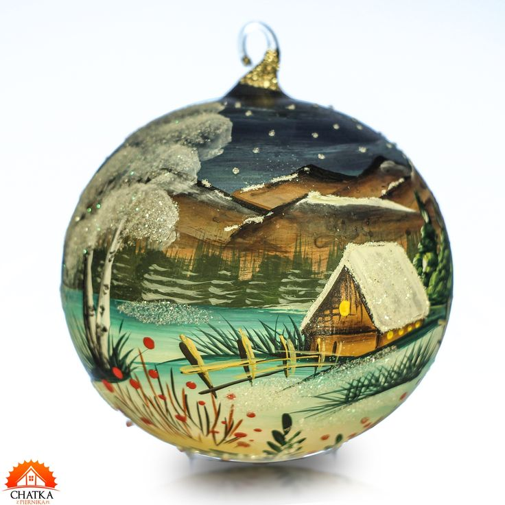Silent night - Christmas bauble