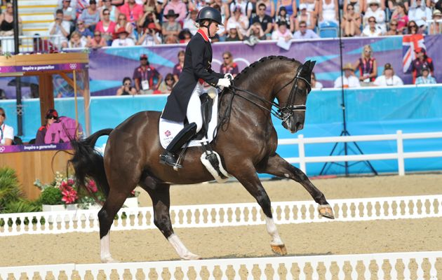 Get up to speed with how the dressage competition works at the Rio 2016 Olympics this summer