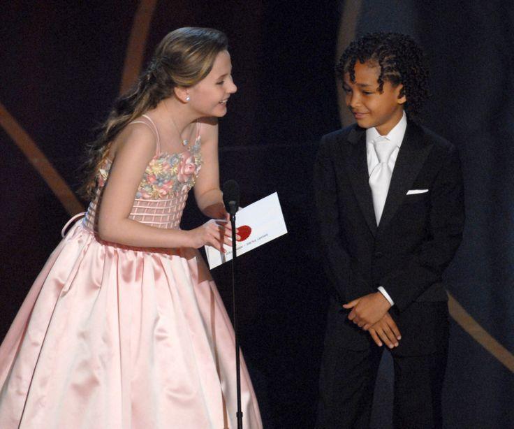 """Abigail Breslin, nominada por """"Pequeña Miss Sunshine"""", y Jaden Smith, protagonista de """"En busca de la felicidad"""""""