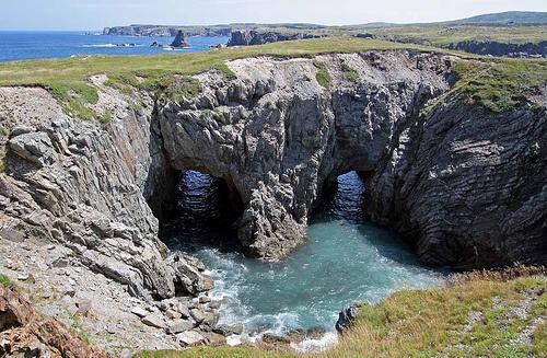 The Dungeon, Bonavista, Newfoundland and Labrador