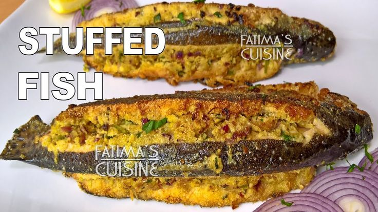 Goan Style Stuffed Fried Fish ||* Fatima Fernandes |Goan Pan Fried Stuff...