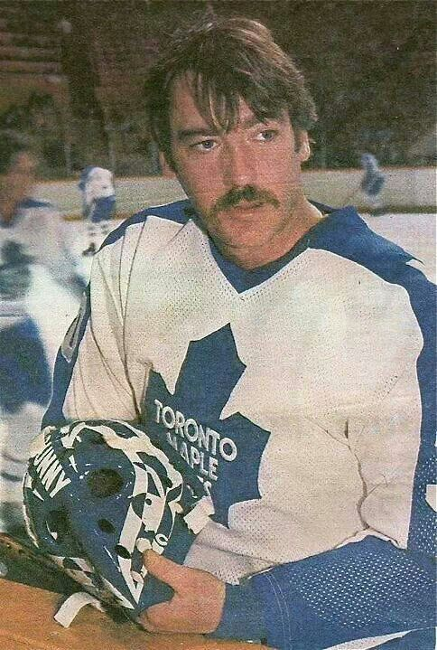 Bunny Larocque   Toronto Maple Leafs