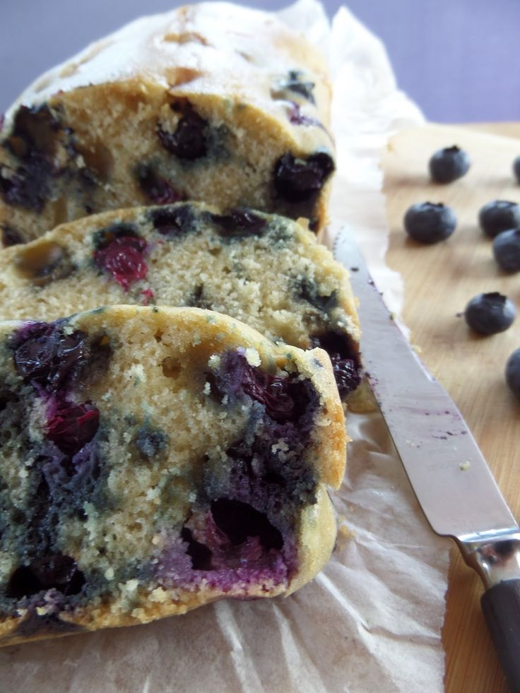 It's blueberry season here in Canada! And I have to say that Canadians seem to really love this little purple berry, and cook them in m...
