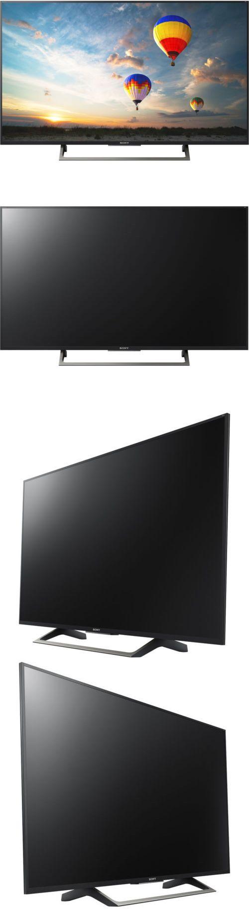Smart TV: Sony Xbr49x800e 49-Inch 4K Ultra Hd Smart Led Tv (2017 Model) -> BUY IT NOW ONLY: $798 on eBay!
