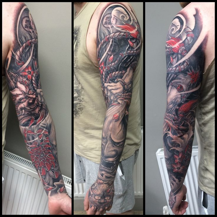 25+ Best Ideas About Japanese Sleeve Tattoos On Pinterest