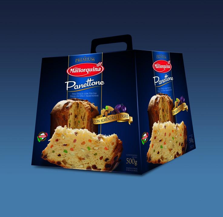 Pan Dulce Premium / La Mallorquina