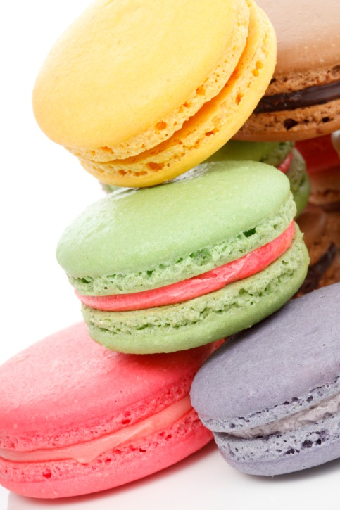 Easy to make French macarons