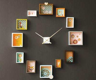 Ρολόι τοίχου | Georgina's breeze